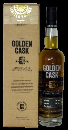 The Golden Cask Speyside Distillery 23 Years