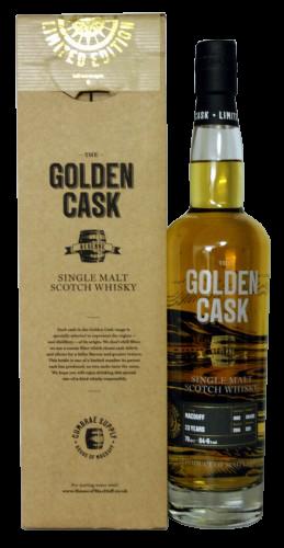 The Golden Cask Macduff 23 Years