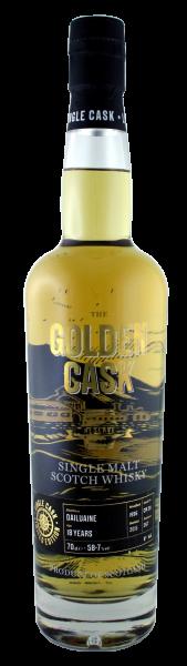 The Golden Cask Dailuaine 18 Years