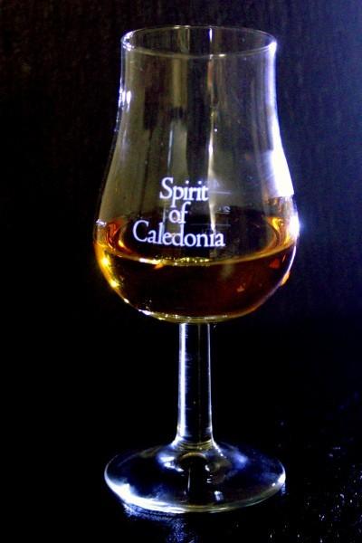 "6 Nosinggläser ""Spirit of Caledonia"", 2 cl / 4 cl"