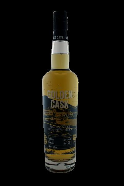 The Golden Cask Tormore 27 Years