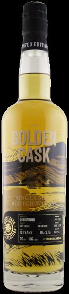 The Golden Cask Linkwood 12 Years