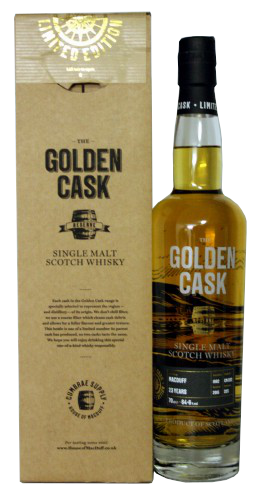 The Golden Cask Macduff 23 Years