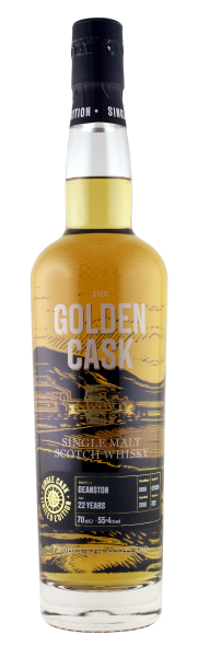 The Golden Cask Deanston 22 Years