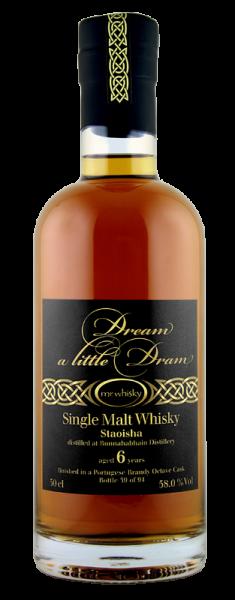 Dream a Little Dram Staoisha Portuguese Brandy Finish 6 Jahre