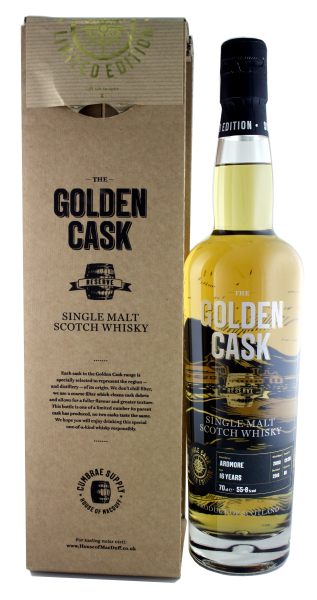 The Golden Cask Ardmore 16 Years