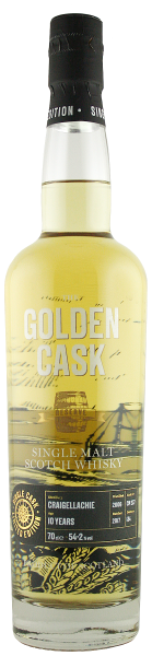 The Golden Cask Craigellachie 10 Years