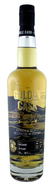 The Golden Cask Dailuaine 18 Years