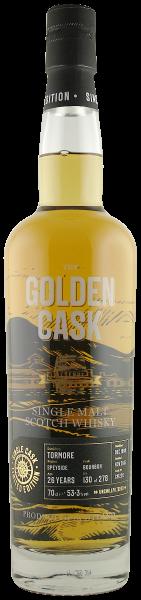 The Golden Cask Tormore 26 Years