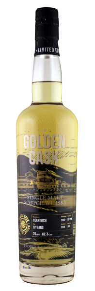 The Golden Cask Teaninich 9 Years