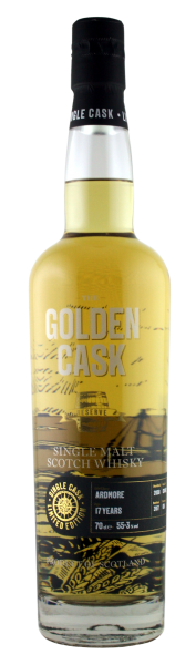 The Golden Cask Ardmore 17 Years