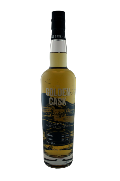 The Golden Cask Tormore 27 Years