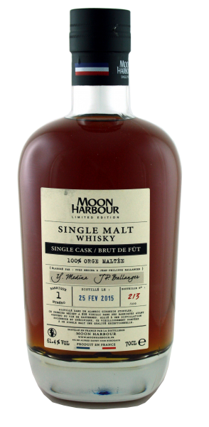 Single Malt Sonderabfüllung 2018 Barrique 1 Sauternes Fass