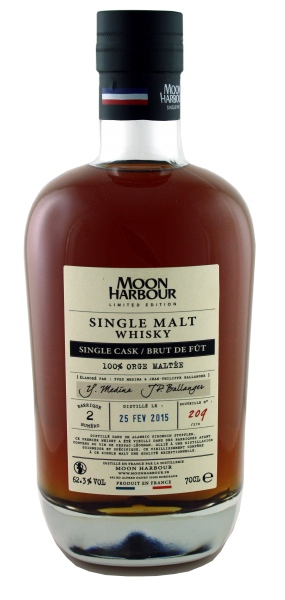 Single Malt Sonderabfüllung 2018 Barrique 2 Rotwein-Fass