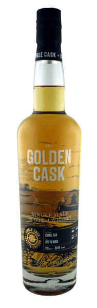 The Golden Cask Caol Ila 25 Years