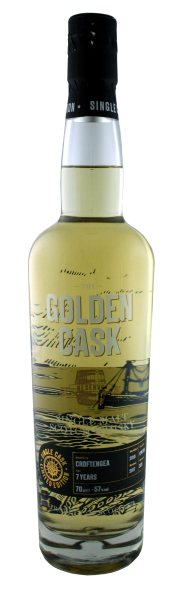 The Golden Cask Croftengea 7 Years